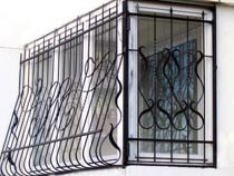 металлические решетки в Северске